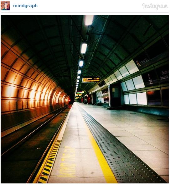 這些照片是在同個地方拍的?!Instagram照片裡的倫敦vs.現實中的倫敦 3