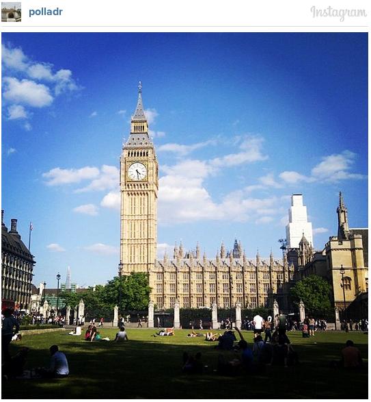 這些照片是在同個地方拍的?!Instagram照片裡的倫敦vs.現實中的倫敦 14