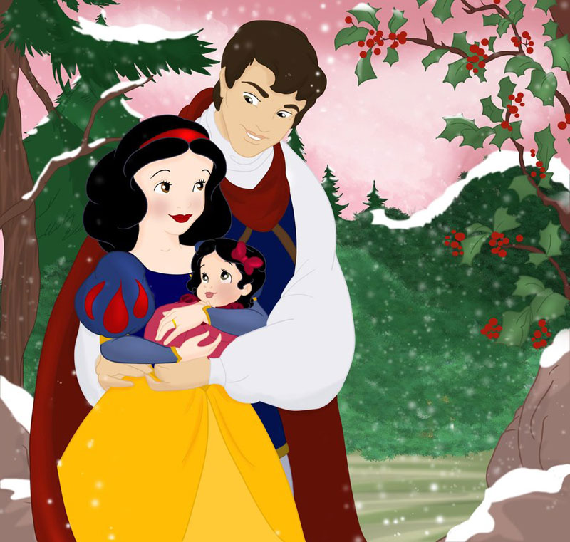 If disney princes were female