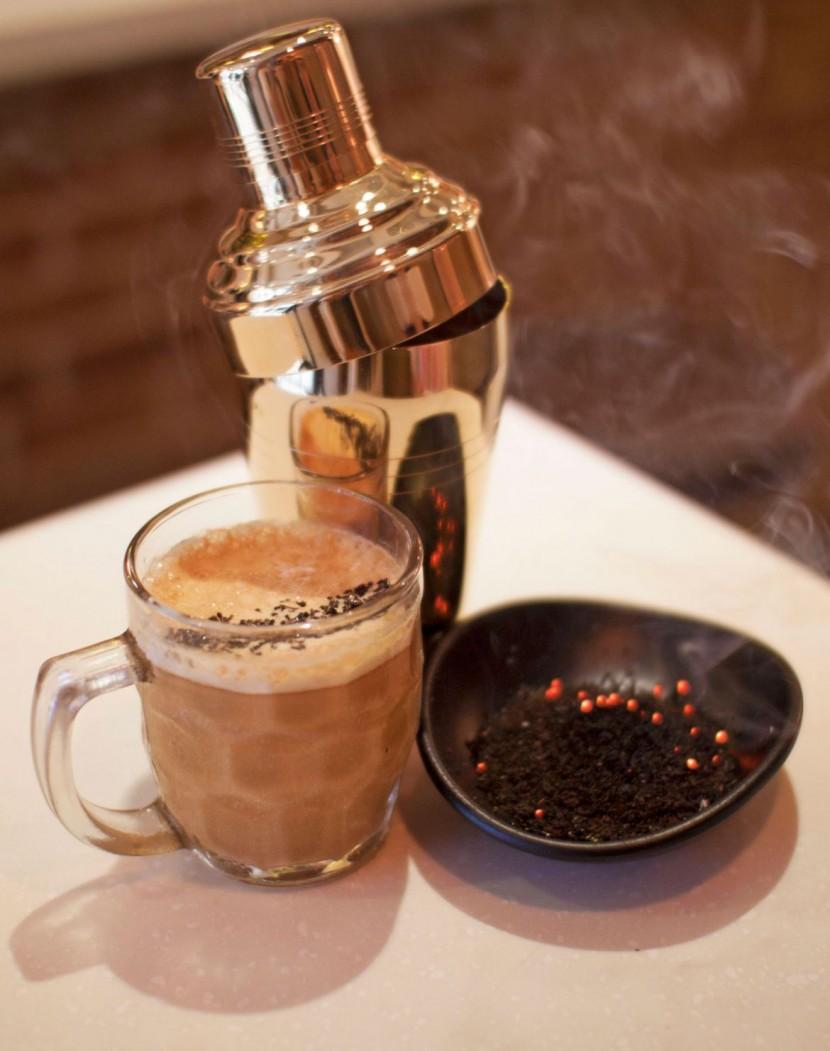 「大排檔」奶茶和薑醋風味的雞尾酒你試過嗎?中環實驗室概念酒吧Little L.A.B.攜手A Day Mag請你免費試飲 2