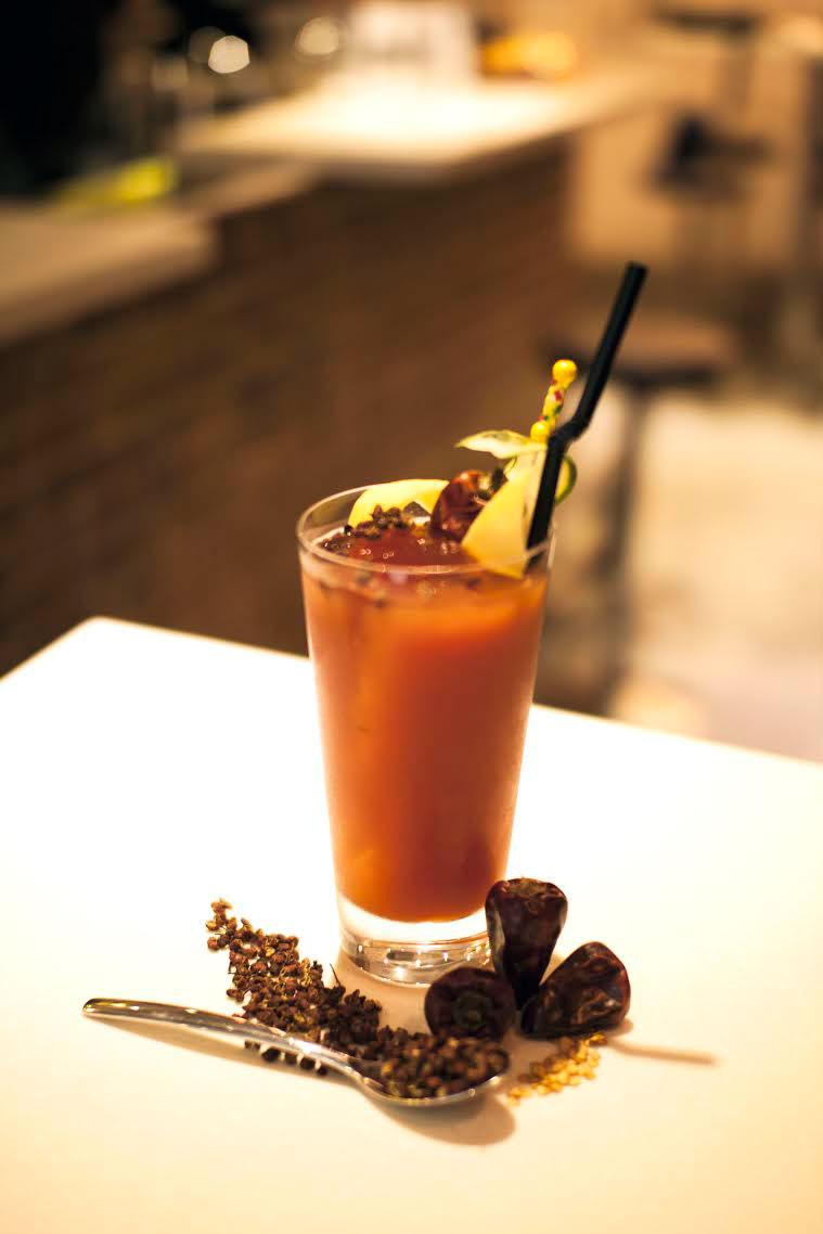 「大排檔」奶茶和薑醋風味的雞尾酒你試過嗎?中環實驗室概念酒吧Little L.A.B.攜手A Day Mag請你免費試飲 7