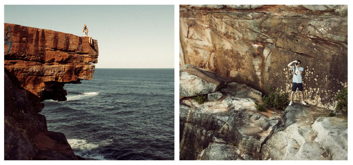 Meet The Creative Couple That Travels The World To Take Photos Of Each Other 19