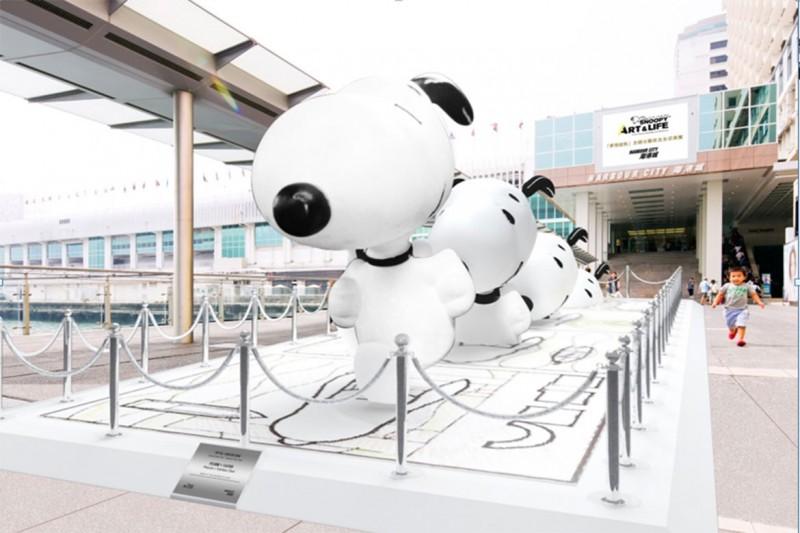 「夢想起航」史諾比藝術及生活展覽@海港城 5