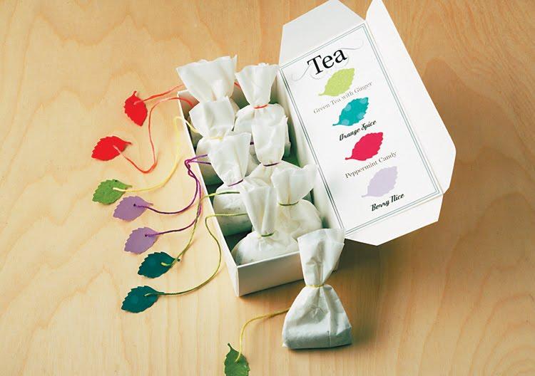 看完之後你一定會想來杯茶!不能錯過的創意茶包 2