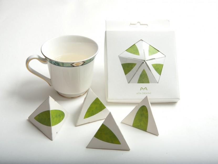 看完之後你一定會想來杯茶!不能錯過的創意茶包 5