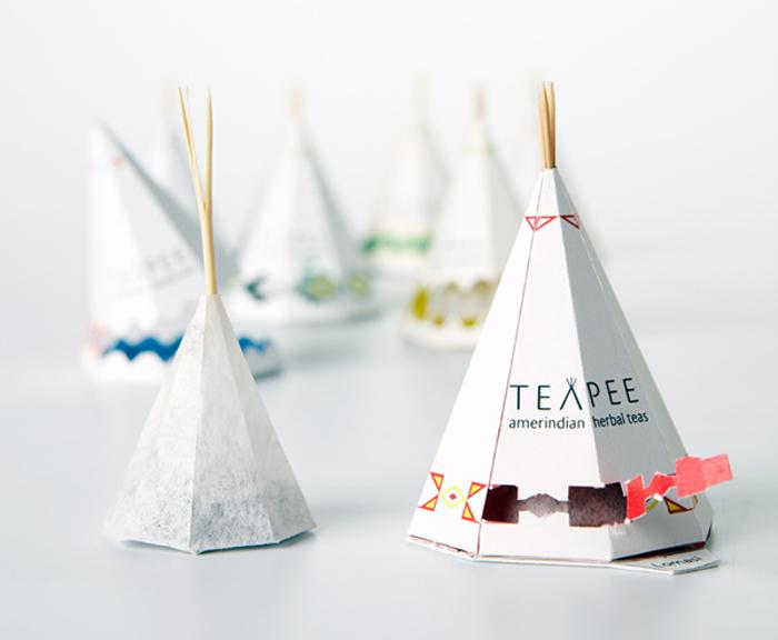 看完之後你一定會想來杯茶!不能錯過的創意茶包 7