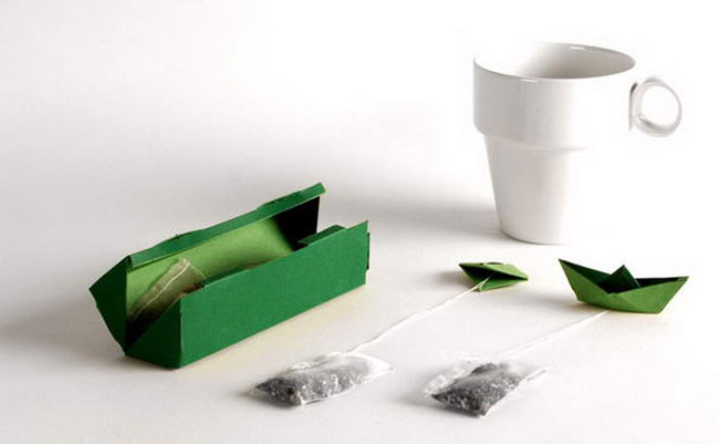 看完之後你一定也想來杯茶!不能錯過的精選創意茶包 13