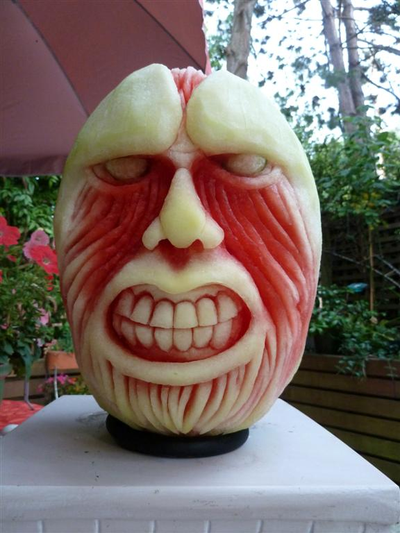These Awesome Watermelon Carvings 1