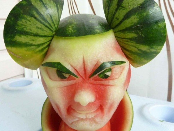These Awesome Watermelon Carvings 7