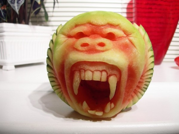 These Awesome Watermelon Carvings 8