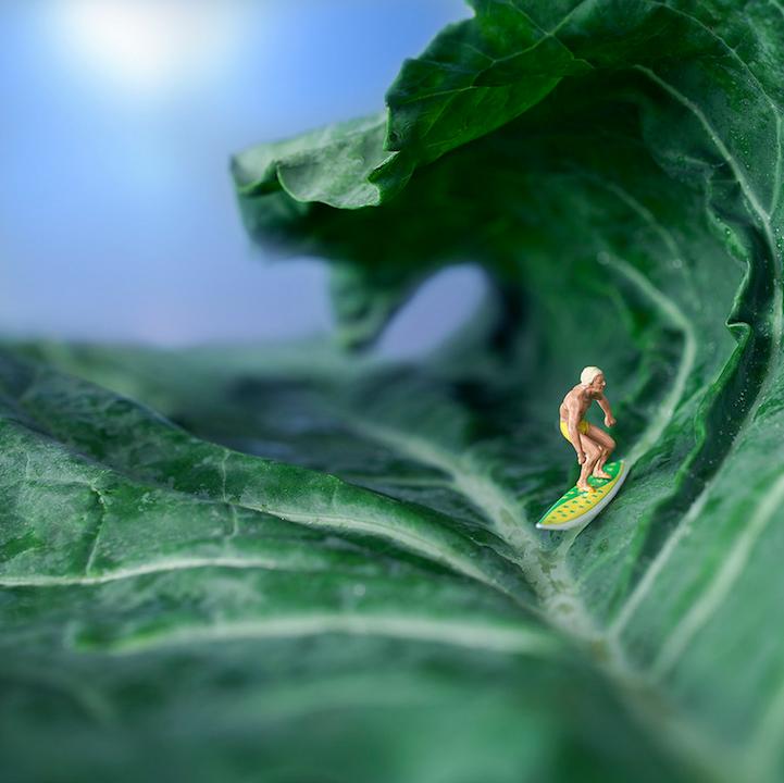 小人國歷險記:食物叢林的冒險 2