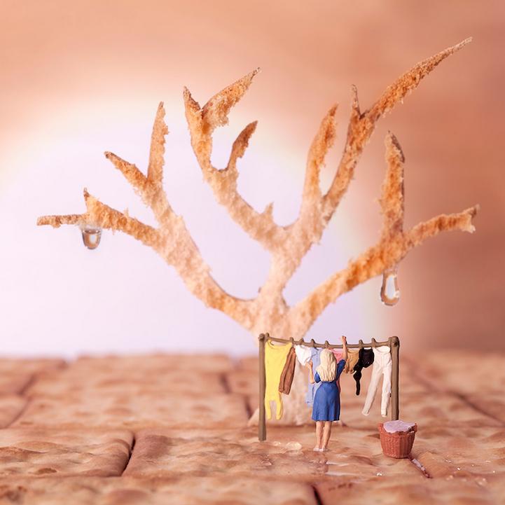 小人國歷險記:食物叢林的冒險 6