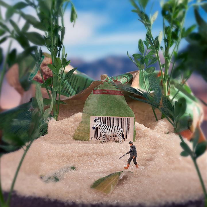 小人國歷險記:食物叢林的冒險 7