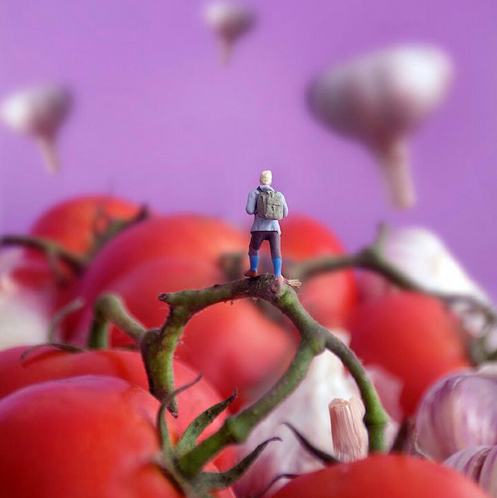 小人國歷險記:食物叢林的冒險 13