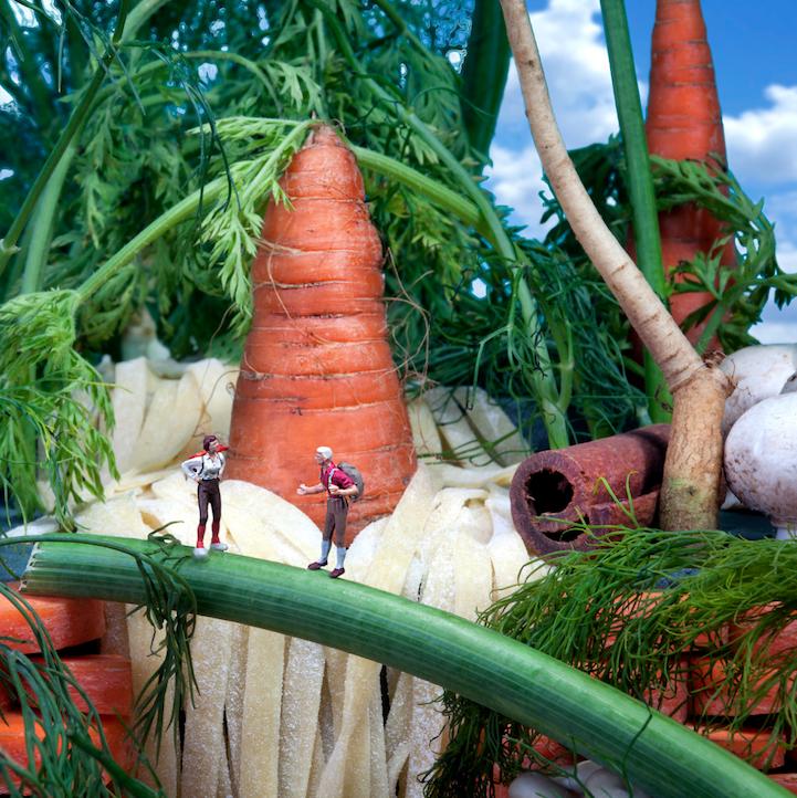 小人國歷險記:食物叢林的冒險 15