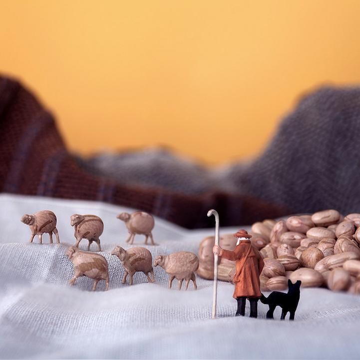 小人國歷險記:食物叢林的冒險 17