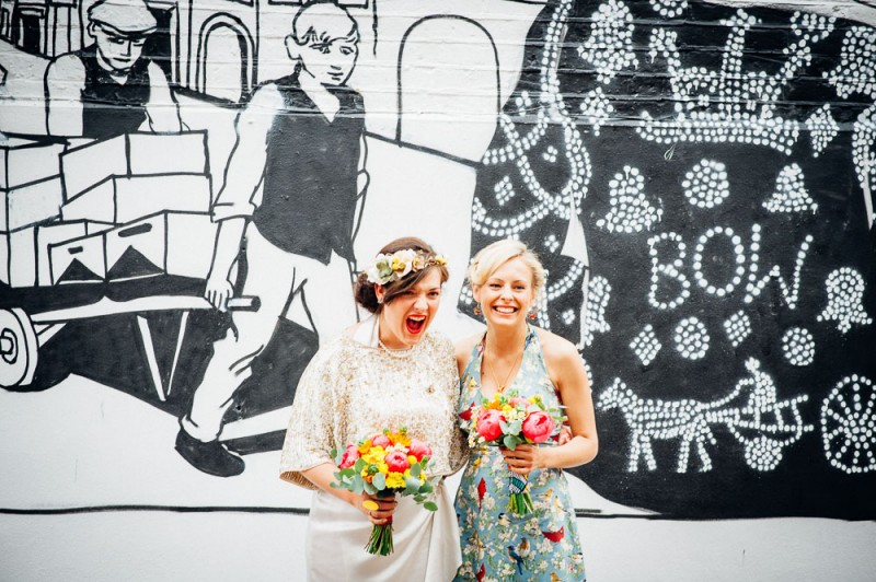 Fun-Loving Couple Throws A Playful, Children's Birthday Party-Themed Wedding 4