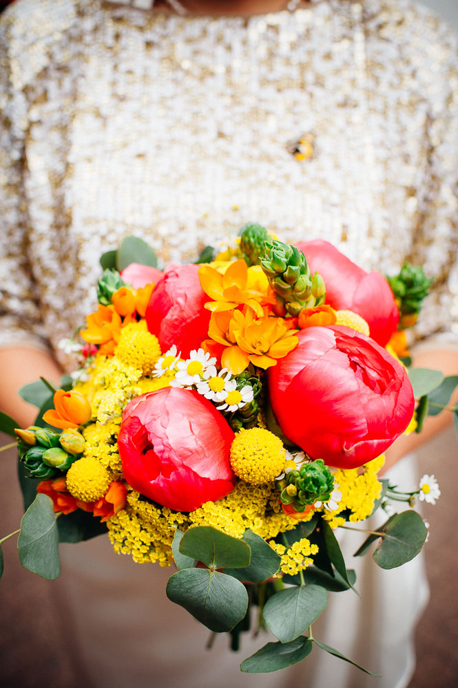 Fun-Loving Couple Throws A Playful, Children's Birthday Party-Themed Wedding 5