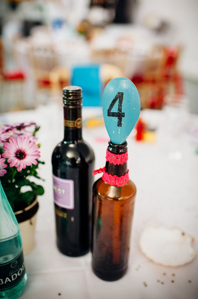 Fun-Loving Couple Throws A Playful, Children's Birthday Party-Themed Wedding 21