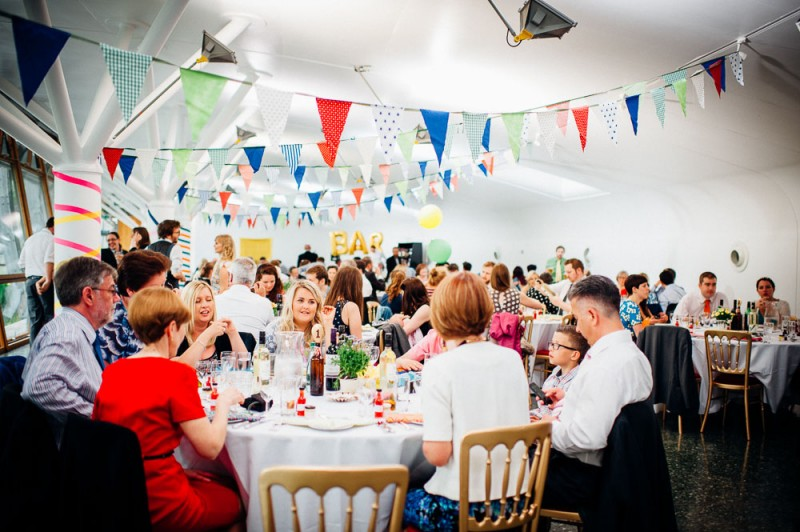 Fun-Loving Couple Throws A Playful, Children's Birthday Party-Themed Wedding 32