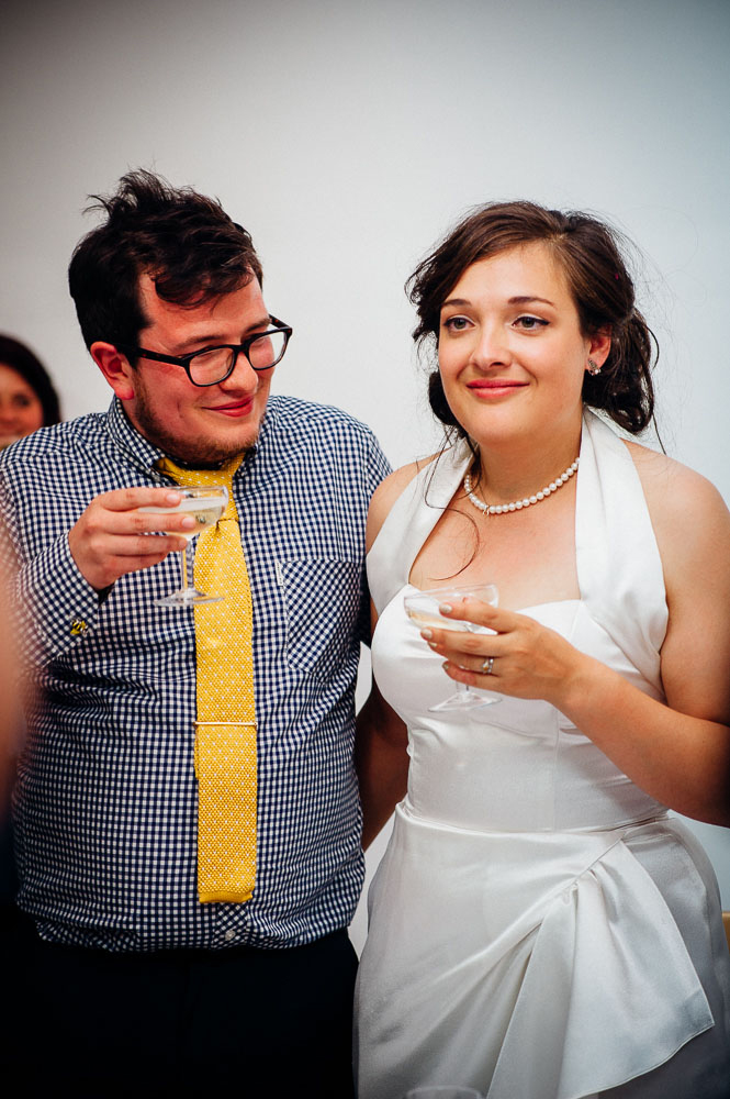 Fun-Loving Couple Throws A Playful, Children's Birthday Party-Themed Wedding 38
