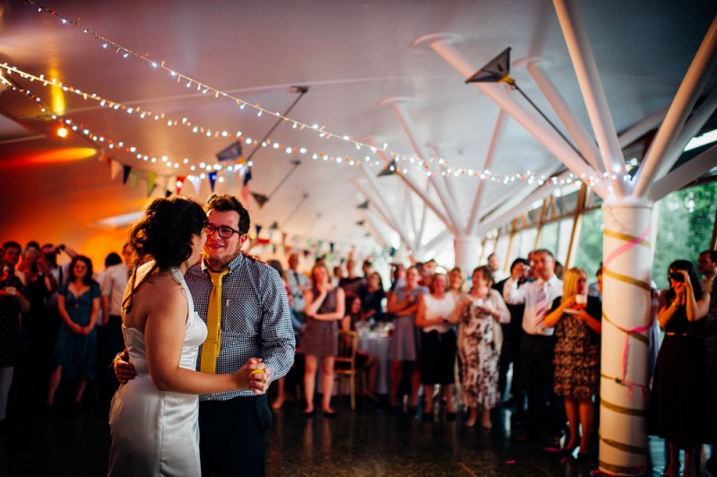 Fun-Loving Couple Throws A Playful, Children's Birthday Party-Themed Wedding 39