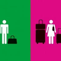 設計師劉揚將性別刻板印象化成圖像,你的經驗和她相同嗎? 9