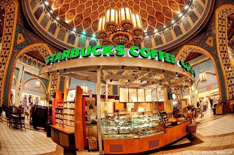 喜歡Starbucks的人不可錯過:全球20家最具特色的Starbucks門市 2
