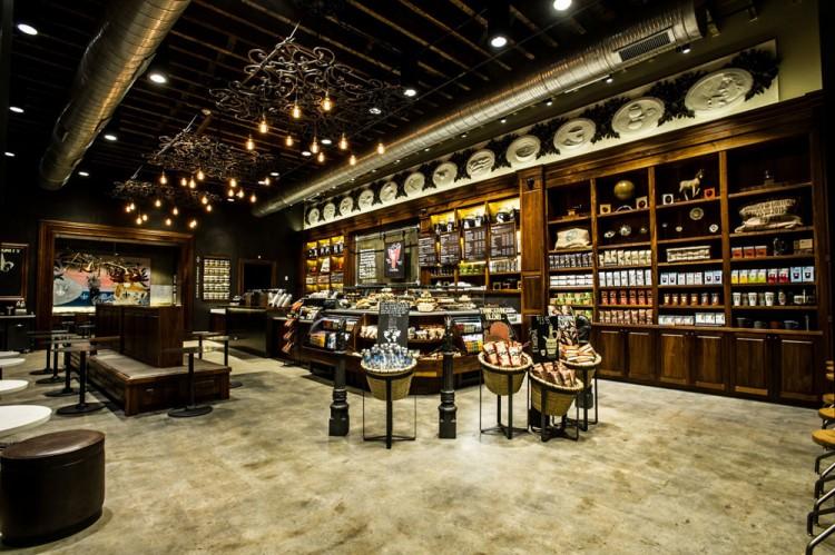 喜歡Starbucks的人不可錯過:全球20家最具特色的Starbucks門市 51