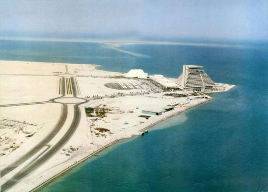city from desert for 2022 Qatar World Cup 2