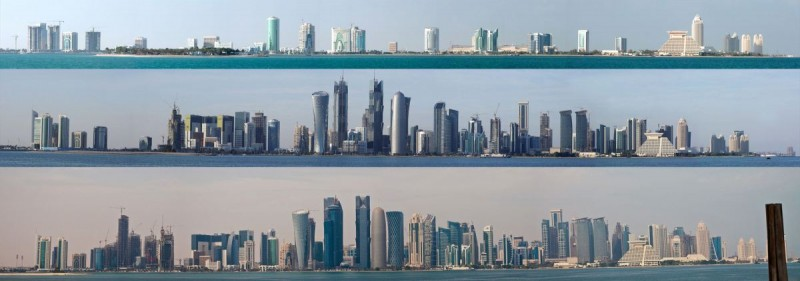 city from desert for 2022 Qatar World Cup 4