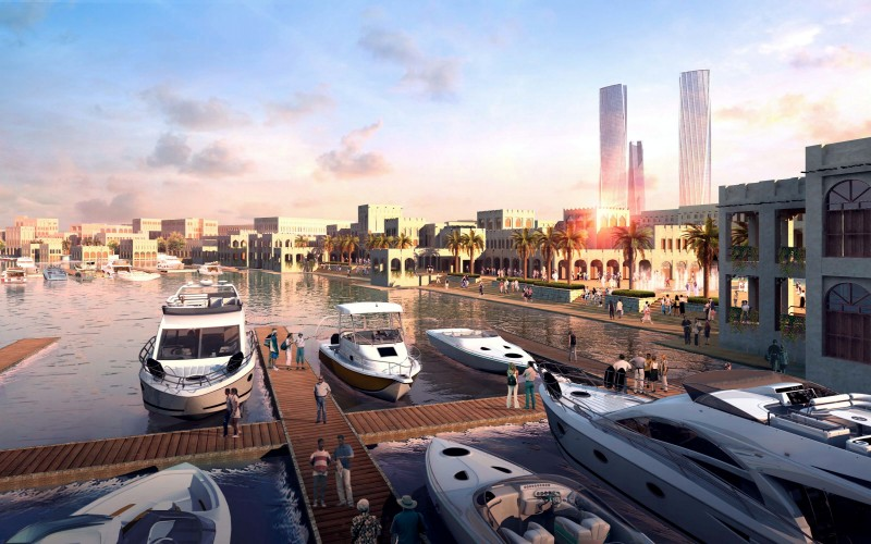 city from desert for 2022 Qatar World Cup 7