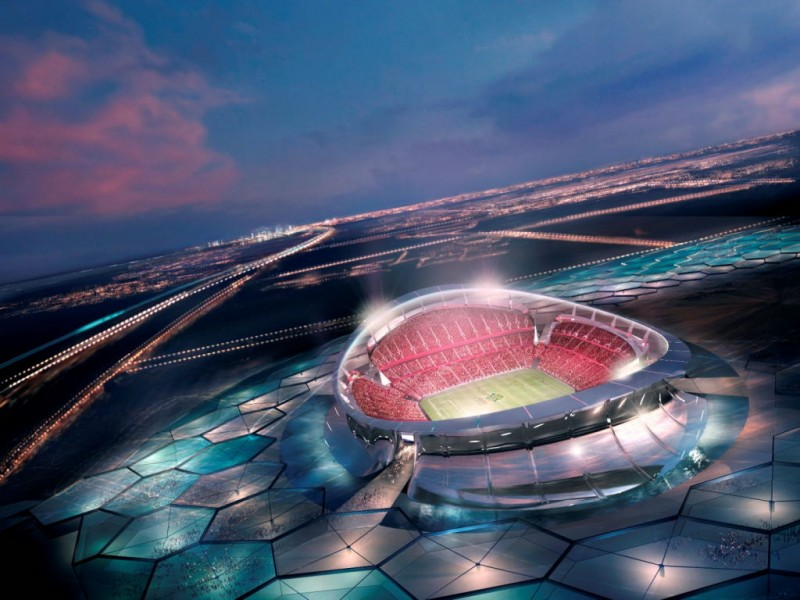 city from desert for 2022 Qatar World Cup 8