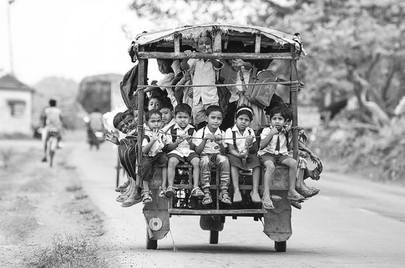 dangerous journey to school 11