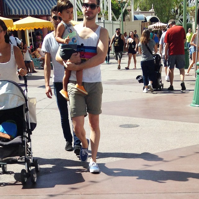 DILFs Of Disneyland Is The Instagram Account we all have Been Waiting For 5