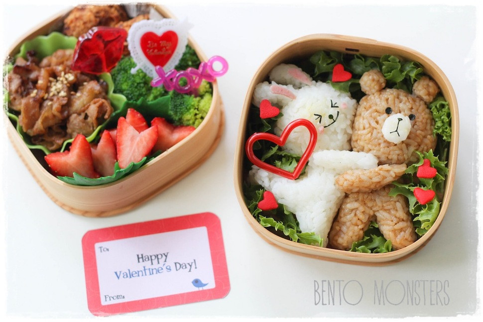 Mothers Prepare Creative Bento Lunches For Her Kids Every Day 5