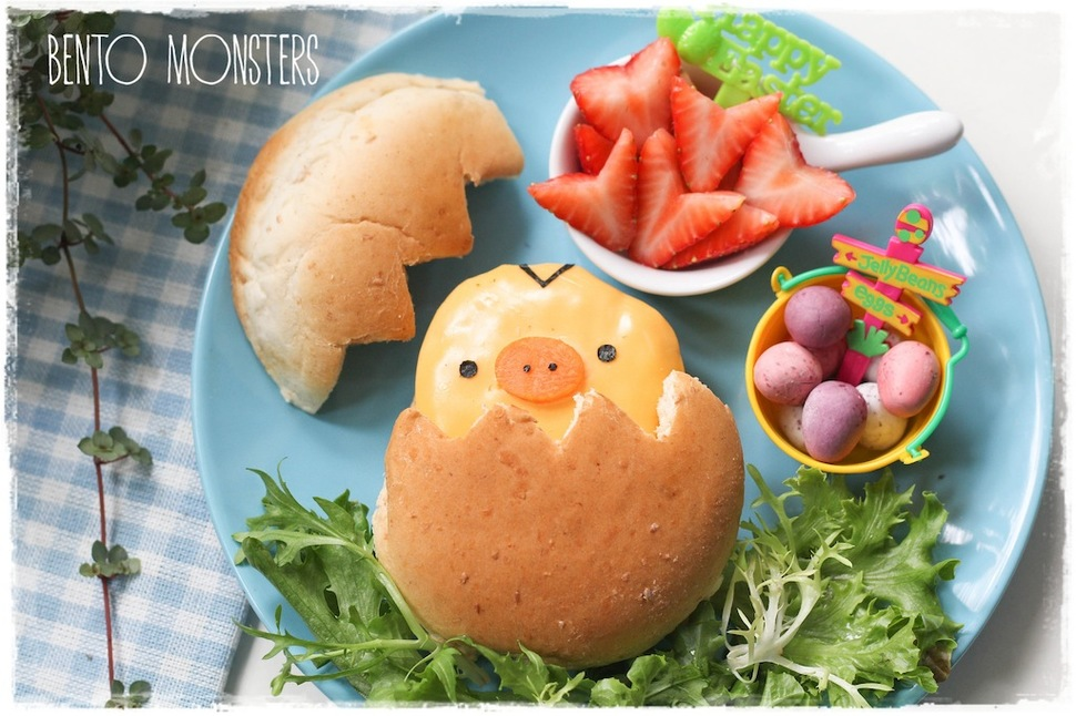 Mothers Prepare Creative Bento Lunches For Her Kids Every Day 9