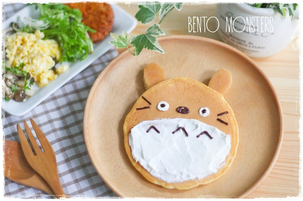 Mothers Prepare Creative Bento Lunches For Her Kids Every Day 10