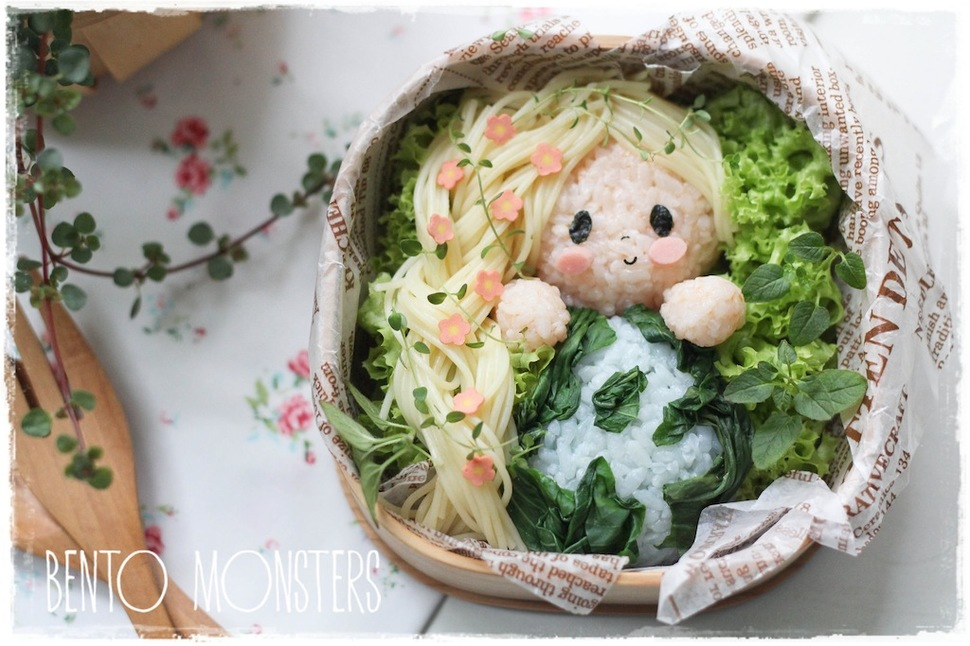 Mothers Prepare Creative Bento Lunches For Her Kids Every Day 14