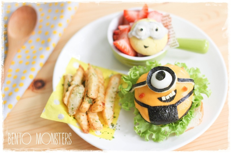 Mothers Prepare Creative Bento Lunches For Her Kids Every Day 18