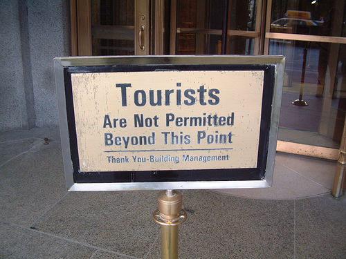 10 Types Of typical Tourists 7