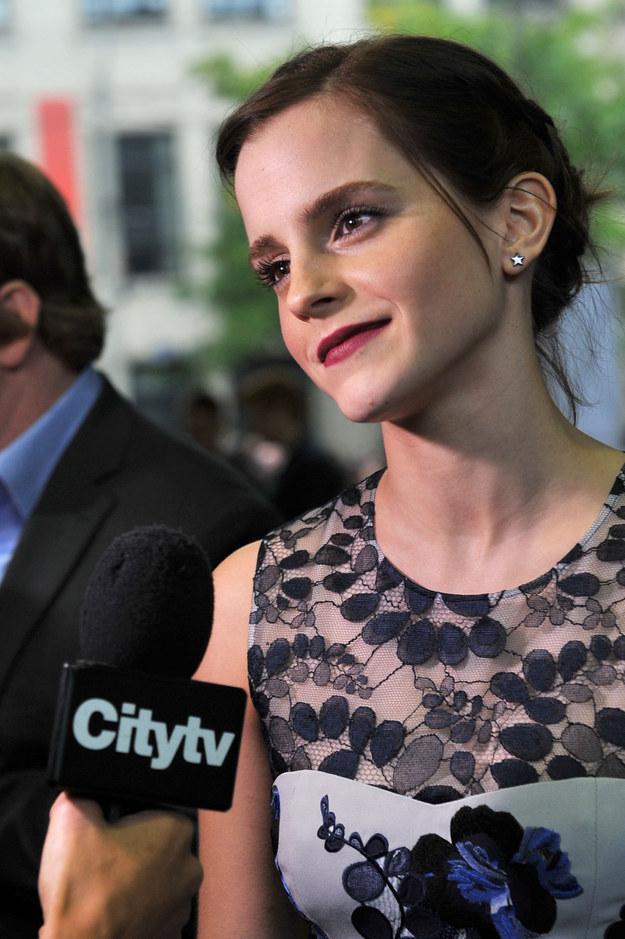 19 Times Emma Watson Made You Wish You Were her 2