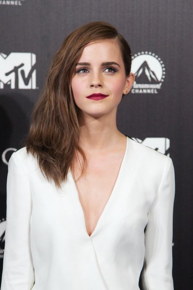 19 Times Emma Watson Made You Wish You Were her 3