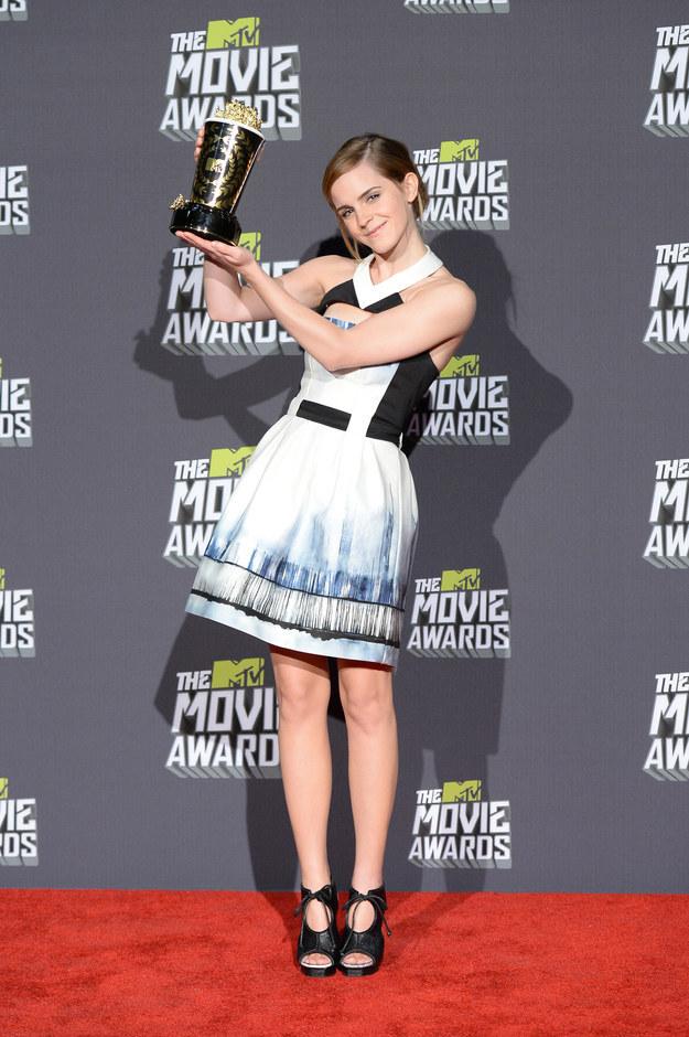 19 Times Emma Watson Made You Wish You Were her 17