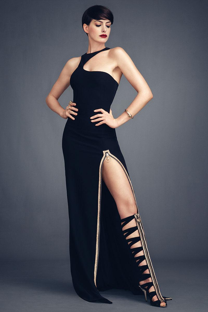 Anne Hathaway Harper's Bazaar November 2014 10