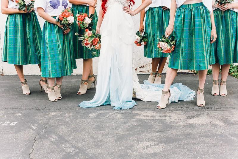看完這個小美人魚Ariel主題的浪漫婚禮,你也會想擁有一個迪士尼式的童話婚姻 27