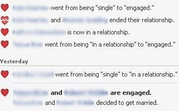 Being In A Relationship in different age 1