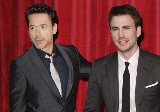 Robert Downey Jr. Joined 'Civil War' Kickoff 'Captain America 3' 2