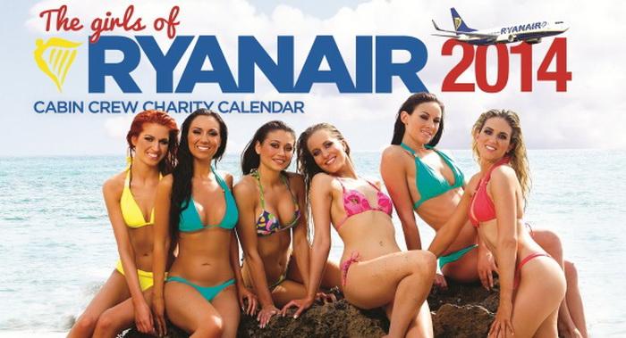 Ryanair scrap its bikini calendar 4