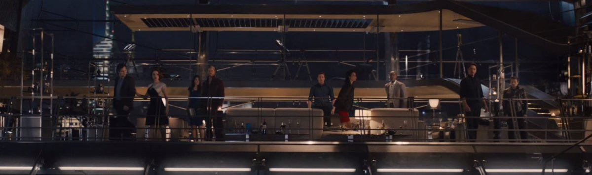 Who Is The Mystery Woman In 'The Avengers' Sequel Trailer   1